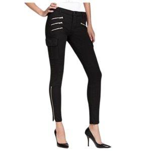 J Brand | Brix Skinny Zip Cargo Jeans